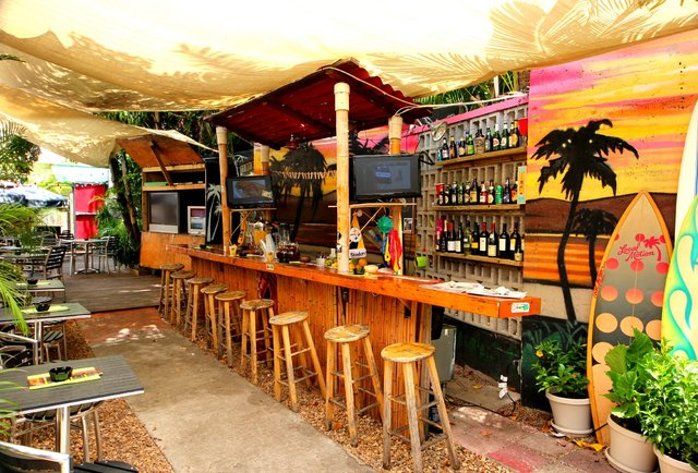 5. South Beach Tiki Bar