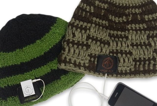 Aerial7 Headphone Beanie
