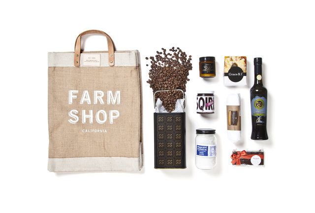 Apolis + Farmshop Holiday Gift Bag
