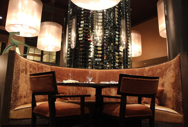 Swanky Vail tapas and skyward wine