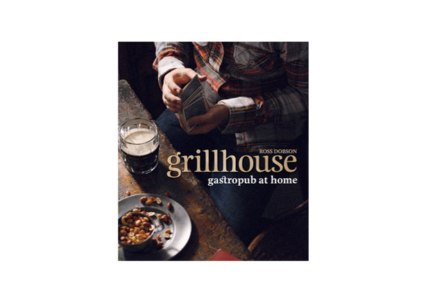 Grillhouse: Gastropub at Home Book