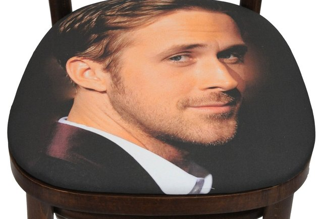 Ryan Gosling Face Chair: The Interview