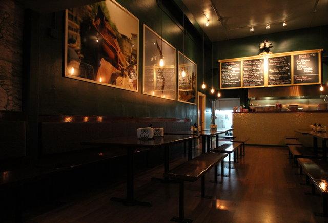 Rickybobby-Restaurant Interior-San Francisco