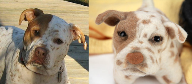 Custom Stuffed Dogs