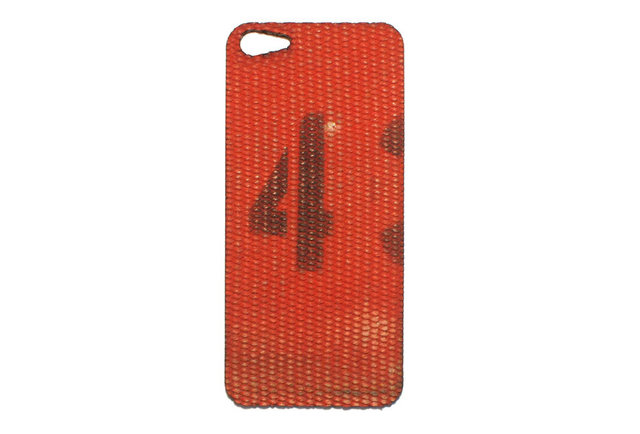 Fire hoses reincarnated as phone cases