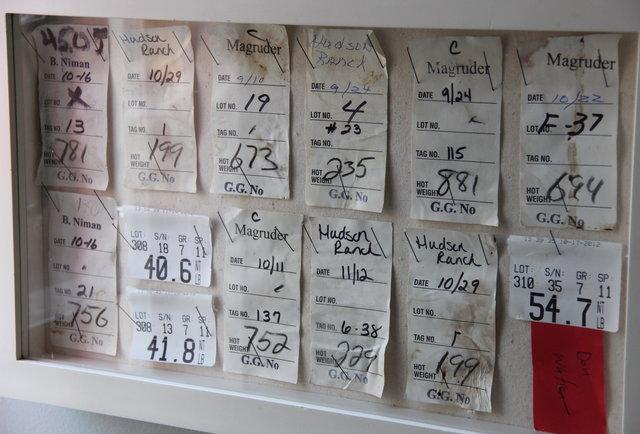 4505 Butcher Shop-Price List-San Francisco