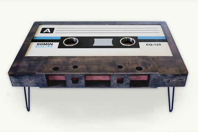 Cassette Coffee Tables