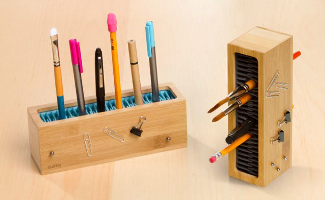 A versatile storage box for your desk