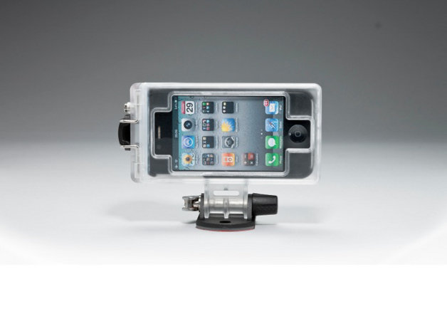 An iPhone case with a built in wide-angle lens for your wide-angle lifestyle