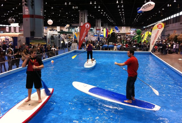 Chicago boat sports rv show entertainment for Chicago fishing show