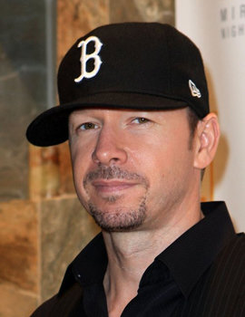 Kickin' It with Donnie Wahlberg
