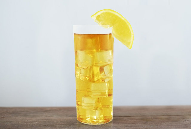 A refreshing cider mix for your game break