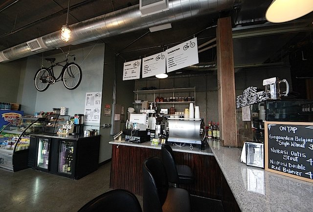 Black Bike Cafe