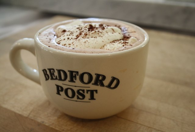Bedford Post's Signature Spiked Hot Chocolate