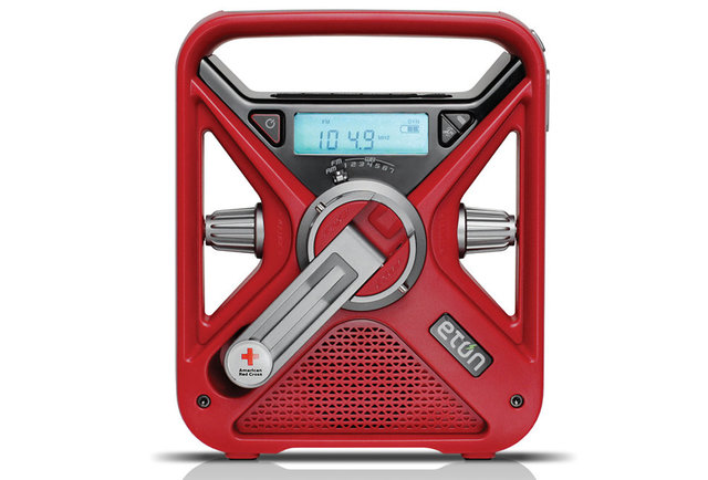 American Red Cross FRX3 Weather Radio