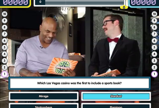 Satisfy that cranial craving with this trivia game app