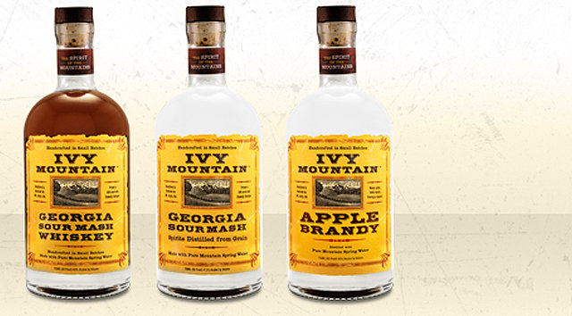 Ivy Mountain Moonshine