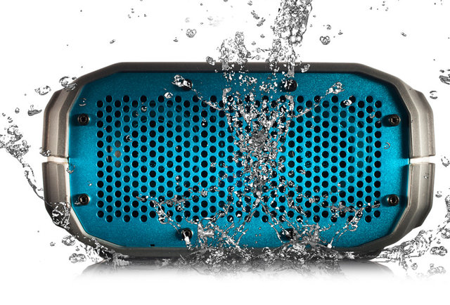 A wireless speaker you can leave outside