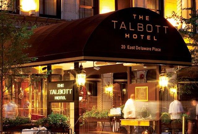 Talbott hotel travel thrillist for Boutique hotels gold coast chicago