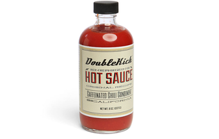 DoubleKick Caffeinated Hot Sauce