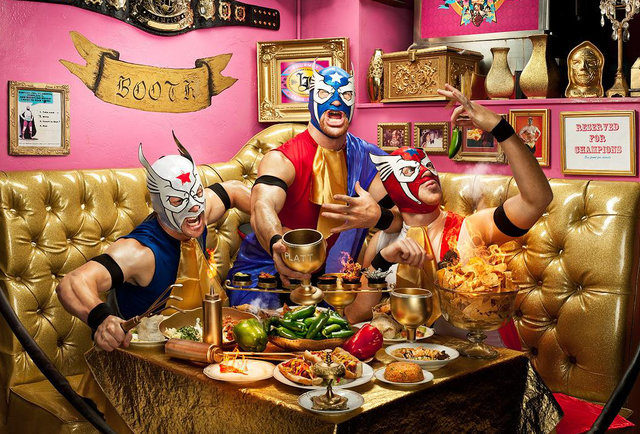 Lucha Libre Launches Breakfast