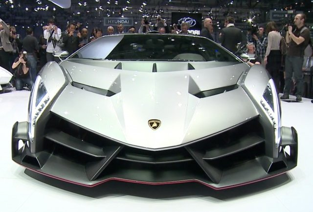 The 2013 Geneva International Motor Show