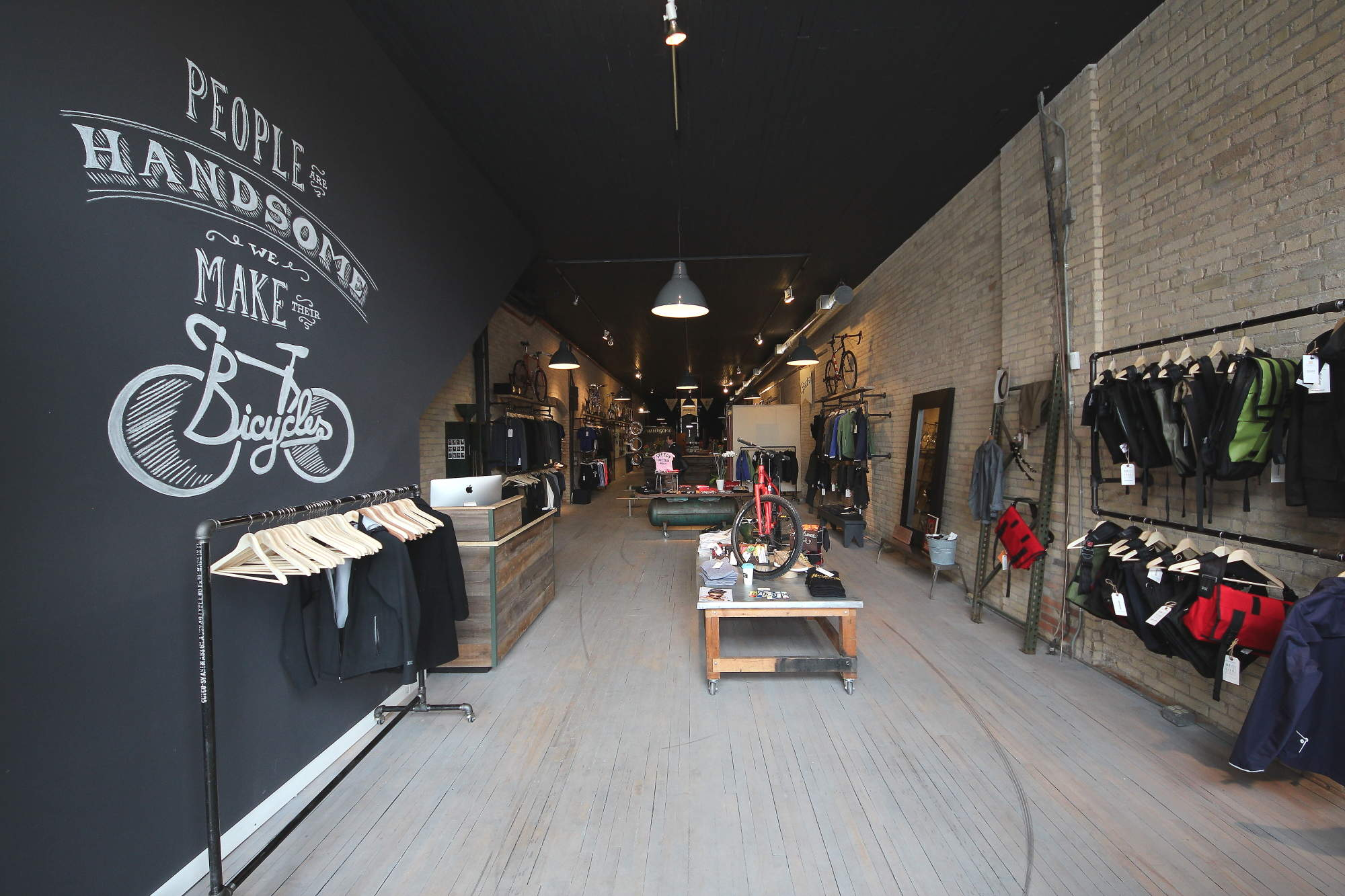 Handsome Cycles Store