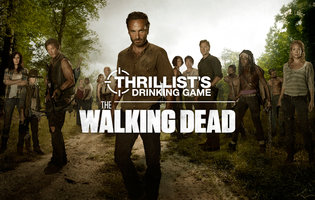 Watching <em>The Walking Dead</em> finale? Like alcohol? You're gonna need this.