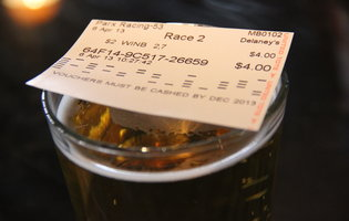 Off-Track Betting at The Celtic Tavern and Delaney's