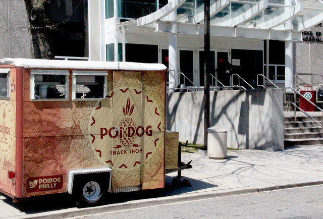 Poi Dog Hawaiian Food Truck