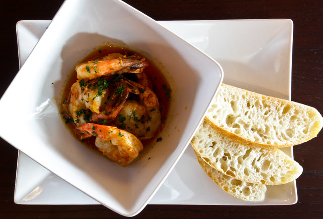 Volare Bistro - Garlic Shrimp