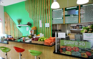 Guarapo Organic Juice Bar