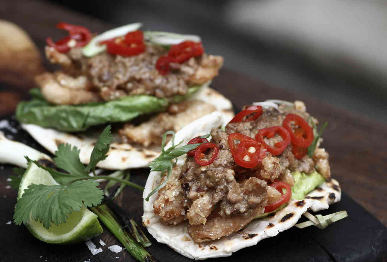 Luncha Libre: The Thrillist Taco Knockout main