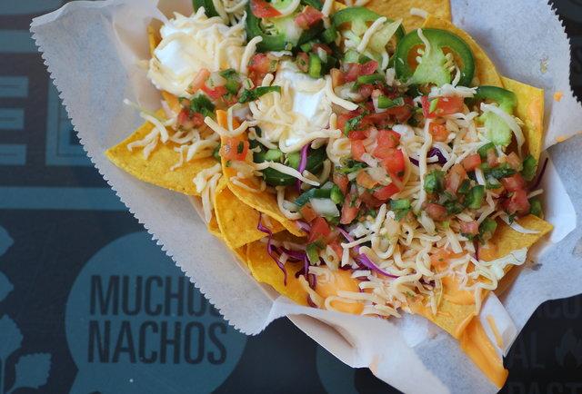 Tachos, Nachos & Beer nachos