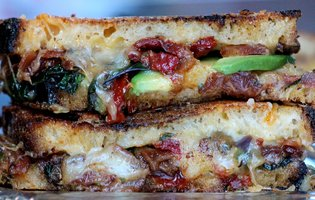 Seattle's Best Grilled Cheeses