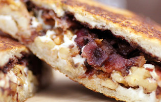 Boston's Best Grilled Cheeses