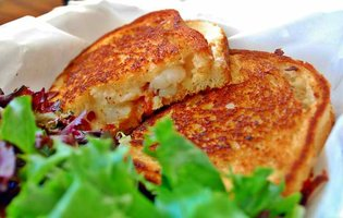 San Diego's Best Grilled Cheeses