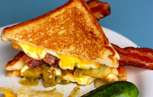 Denver's Best Grilled Cheese