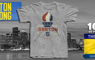 Boston Marathon Tribute Gear