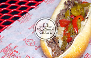 Philly's Best Cheesesteak Crawl