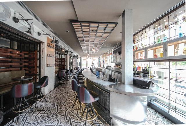 Nopa Kitchen Bar Eat Thrillist Washington Dc