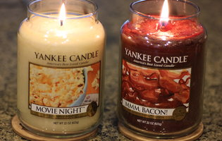 The Man Candle Sniff Test