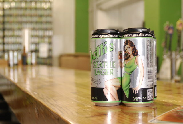 Craft Cans Emerald City-Our picks for the top canned craft brews across the USA