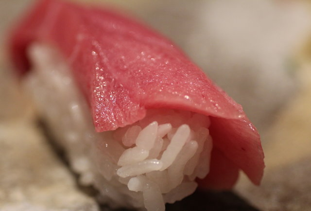 sushi at Nozawa Bar, Beverly Hills