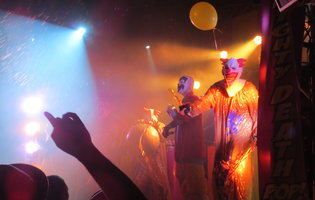 Getting Wet With Insane Clown Posse