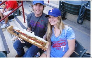 Nine Baller Ballpark Foods