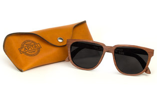 Capital Eyewear's Redwood Sunglasses