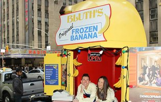 Where to Find the Bluth's Frozen Banana Stand in NYC