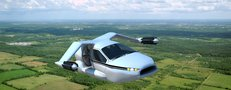 A 200mph flying hybrid you can drive