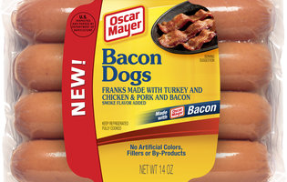 Oscar Mayer's New Bacon Dogs